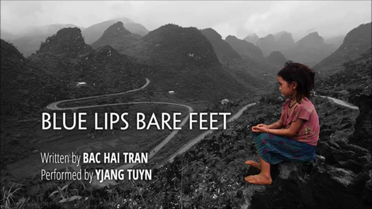 Môi tím chân trần - Blue lips bare feet (English sub-title)